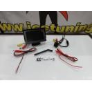 Kit / sistema de câmera marcha atrás + monitor sem fios