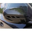 Fita universal decorativa Foliatec em vinil para espelhos de cor preto