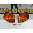 Pisca / minimo frontal Honda CRX 90-91 Laranja euro look