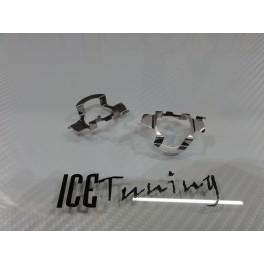 Adaptador, Ficha, Socket, suporte de lampada de xenon ou led H7 para Citroen C5, DS5, DS6