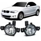 Faróis de nevoeiro cristal BMW serie 1 E81, E82, E87, E88, X1 E84, X3 E83, X5 E70