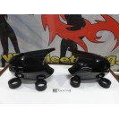Capas / carcaça de espelhos preto brilhante BMW E90, E91, E92, E93 LCI M3 Look
