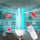 Lâmpada desinfecção, esterilização em LED UV 60w ultravioleta uvc 220V(elimina ácaros, vírus, etc)