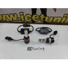 Lâmpadas H8 Em Led Super CAN BUS EPISTAR 30W, 3000 Lumens 9V-30V + Resistências