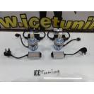 Lâmpadas H4 Em Led 40W CREE Super CAN BUS, 3000 Lumens 8V-48V + Resistências + Minimos T10