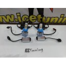 Lâmpadas H7 Em Led 35W CREE Super CAN BUS, 3000 Lumens 8V-48V + Resistências + Minimos T10