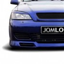 Grelha, JOM, Opel Astra G, badgeless, black (approved)