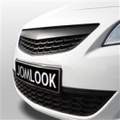 Grelha, JOM, Opel Astra J 09-, badgeless, black