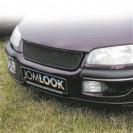 Grelha Sport grill, Opel Omega B, black, metal mesh