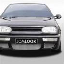 Grelha, JOM, VW Golf MK3, VR6 look, badgeless (approved)