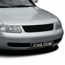 Grelha, JOM, VW Passat 3B 96-00, badgeless, black