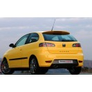 Aileron / lip / spoiler traseiro Seat Ibiza 6L Cupra LOOK sem 3º luz de stop C/2anos de garantia