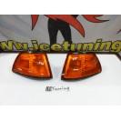 Pisca frontal Honda Civic 3 Portas (EF/ED/EE/SH) 90-91 Laranja JDM LOOK C/2 anos de garantia
