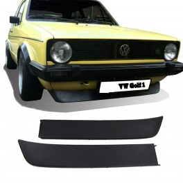 Spoiler / Lip Frontal VW Golf 1 / I GTI Look ABS(Plastico) C/Garantia 2 anos