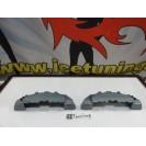 Capas de travao Brembo com tinta de alta temperatura Foliatec Cinza prata metalico marina bay Brilhante