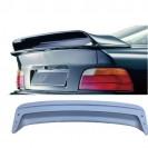 Aileron / Lip / Spoiler Traseiro Para BMW E36 4 portas M3 Look em plástico ABS