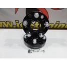 Espaçadores Japan Racing 25MM prara ALPINE DACIA FIAT INFINITI NISSAN RENAULT OPEL 5x114.3 BC 60.1