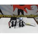 Kit / Sistema de sensores de estacionamento com visor e inclui sistema acústico