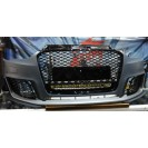 Para-choques frontal Audi A3 8V 13-15 Cabrio, Sportback, Sedan, limousine Look RS3 em plastico