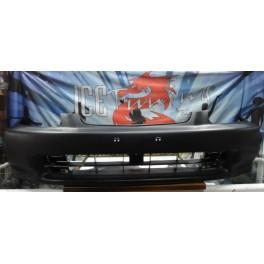 Para-choques frontal sem frisos Honda Civic 96-98 2 / 3 / 4 portas EK9 Look em plástico ABS