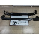 Kit Lip / Spoiler frontal type r + lip traseiro type r Honda Civic 96-98 2 Portas Mugen + Type R style ABS(plastico) - Kit.2