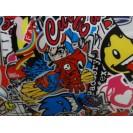 Comic, Sticker-Style