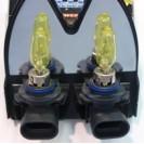 Lâmpadas 9005 - 60W cor amarela