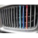 Autocolante /riscas / fita universal em vinil para grelha BMW M