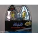 Lampadas De Halogenio De Cor Amarela 9006 HB4 51W 3000k C/Garantia 6 Meses