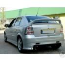 Aileron / Lip / Spoiler Traseiro Para Opel Astra G Evolution C/2anos De Garantia
