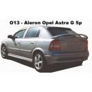Aileron / Lip / Spoiler Traseiro Para Opel Astra G 3 / 5 Portas C/2anos De Garantia