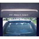Aileron / Lip / Spoiler Traseiro Para Opel Corsa C C/2anos De Garantia