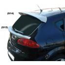 Aileron / Lip / Spoiler Traseiro Para Seat Leon +2010 Inf. C/2anos De Garantia