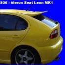 Aileron / Lip / Spoiler Traseiro Para Seat Leon 99-05 Racing Look C/2anos De Garantia