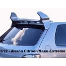 Aileron / lip / spoiler traseiro para Citroen Saxo Extreme C/2anos de garantia