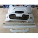 Kit Completo Em Fibra Para-Choques Seat Leon 1P 05-09 Copa Edition