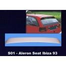Aileron / Lip / Spoiler Traseiro Para Seat Ibiza 93 C/2anos De Garantia