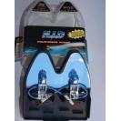 Lampadas De Halogenio Brancas HOD H3 55W 6500k DIAMOND BLUE C/Garantia 6 Meses