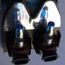 Lampadas De Halogenio Brancas HOD H11 55W 6500k DIAMOND BLUE C/Garantia 6 Meses