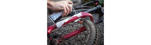 Spray de limpeza de terra em motas / bicicletas / roupa / calçado etc
