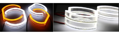 3D CRYSTAL / DUAL COLOR