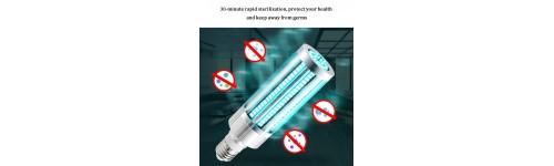 L-03 Lampadas de desinfecção / esterilização / germicida