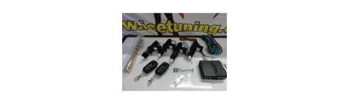 E-01 Electrónica / Manómetros / Sensores de estacionamento /  Car audio / Esguichos de agua