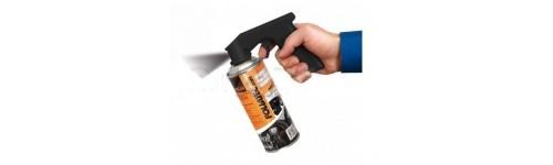 000-03 Tinta Plástica / Spray Film Acessórios