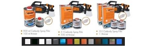 000-06 Tinta Plástica Kits de Pintura