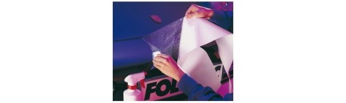 000-16 Películas de proteção de pintura