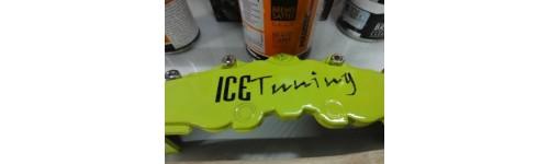Tinta de Alta Temperatura 3 componentes Neon