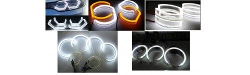 Angel eyes SMD / CCFL / 3D CRYSTAL / M4 LOOK